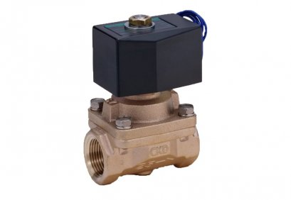 "CKD Solenoid Valve for Steam 2"" 220VAC"