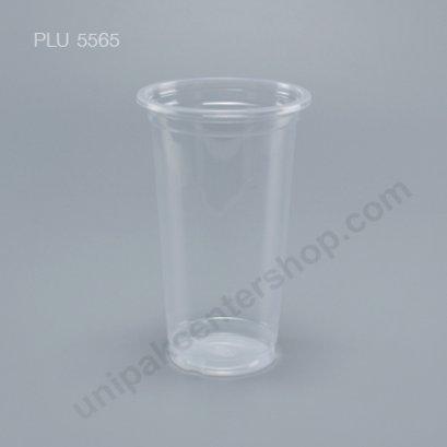 ถ้วยน้ำดื่ม 22 oz PP ใสเรียบ(หนา) โรดดี้แพค