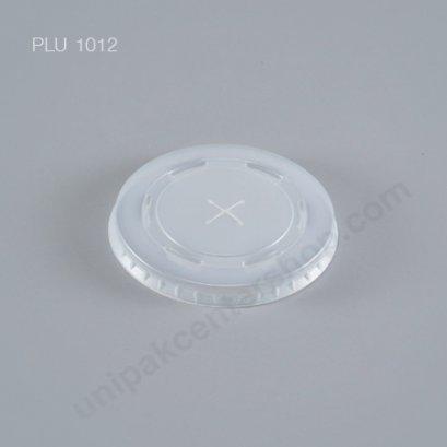 ฝาเรียบ PSN # 90 mm เจาะกากบาก ปิดถ้วย MC