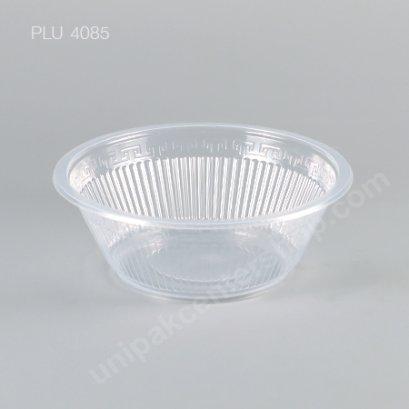 ชามพลาสติก PP ใส #17.5 mm FA-46 ใหญ๋ 900 ml
