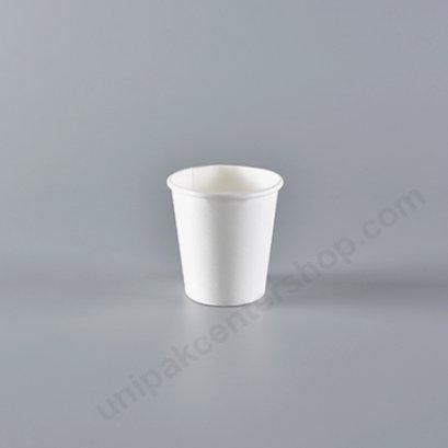 ถ้วยกระดาษ PC 4 oz ขาว