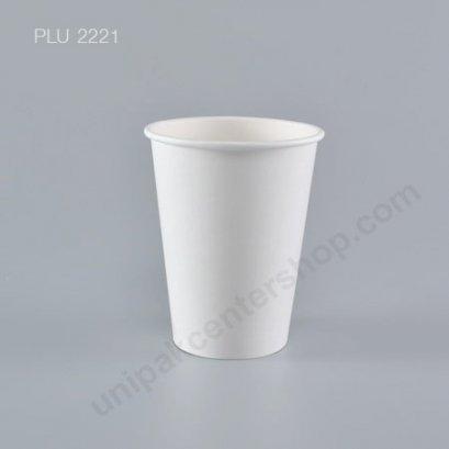 ถ้วยกระดาษ 12 ออนซ์ ขาว หนา ไม่มีหู (SW)
