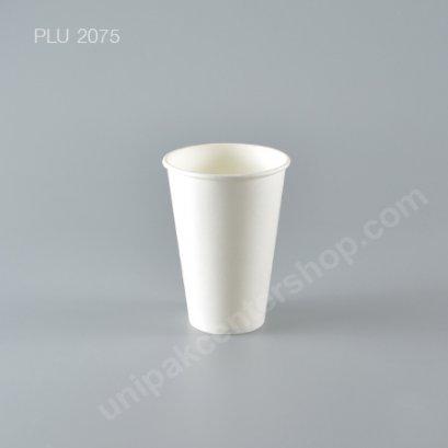ถ้วยกระดาษ PC 12 oz. ขาว