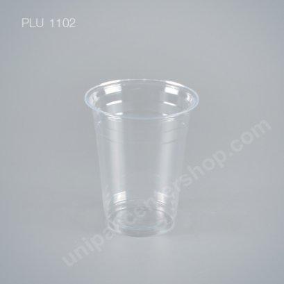 ถ้วยน้ำดื่ม 16 oz. GPPS ใส #98 mm.