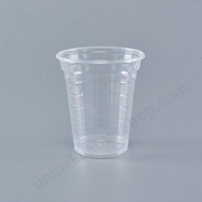 ถ้วยน้ำดื่ม 10 ออนซ์ PP เกล็ดแก้วใส