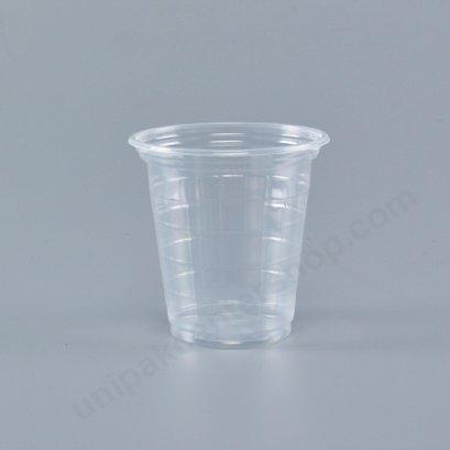 ถ้วยน้ำดื่ม 6 ออนซ์ PP เกล็ดแก้วใส