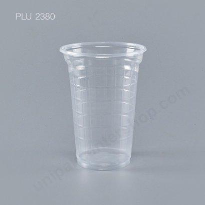 ถ้วยน้ำดื่ม 12 ออนซ์ PP เกล็ดแก้วใส (EPP)