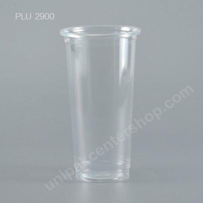 แก้ว น้ำดื่ม PP ใส 22 oz. ปาก 90 mm.