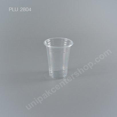 แก้วน้ำดื่ม PP ใสเรียบ 7 oz ปาก 75 mm(E)
