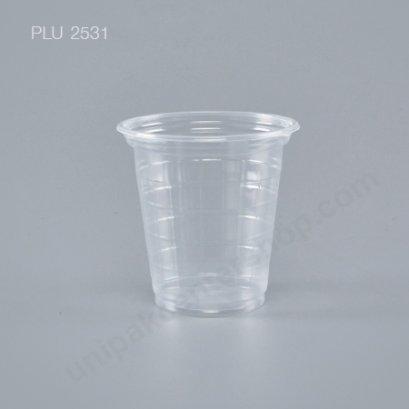 ถ้วยน้ำดื่ม 6 ออนซ์ PP เกล็ดแก้วใส (EPP)