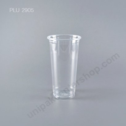 ถ้วยน้ำดื่ม ขนาด 22 oz PPN ใส #90 (EPP)
