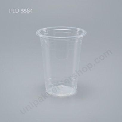 ถ้วยน้ำดื่ม 16 oz PP ใสเรียบ(หนา) โรดดี้แพค