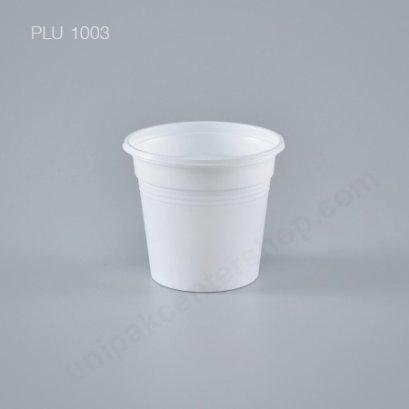 ถ้วยชิม 3 ออนซ์ PS  สีขาว