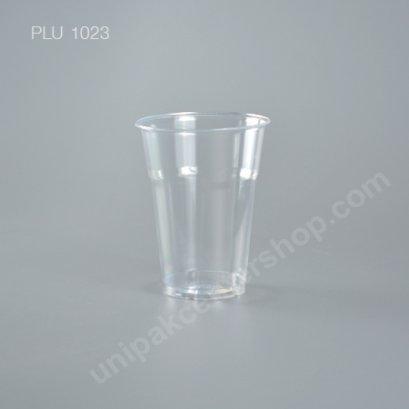 แก้ว ถ้วยน้ำดื่ม GPPS ใส 7 oz. ปาก 75 mm.