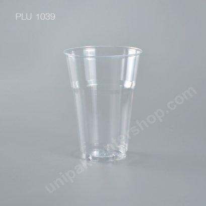 แก้ว น้ำดื่ม GPPS ใส 12 oz. ปาก 85 mm.