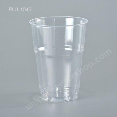 แก้ว น้ำดื่ม GPPS ใส 22 oz. ปาก 95 mm.