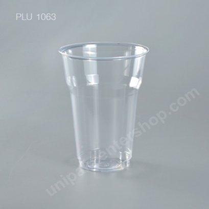 แก้ว น้ำดื่ม GPPS ใส 16 oz. ปาก 95 mm.