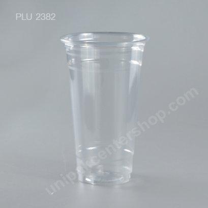 แก้ว น้ำดื่ม PET ใส 22 oz. ปาก 95 mm. (R95-610cc.)