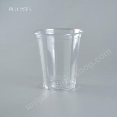 แก้ว น้ำดื่ม PET ใส 12 oz. ปาก 93 mm. (R93)  เคลียร์ในสต็อกให้หมด แล้วยกเลิกจำหน่าย