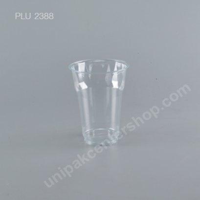 ถ้วยน้ำดื่ม 16 oz.PET ไดมอนด์ (F95-490cc)