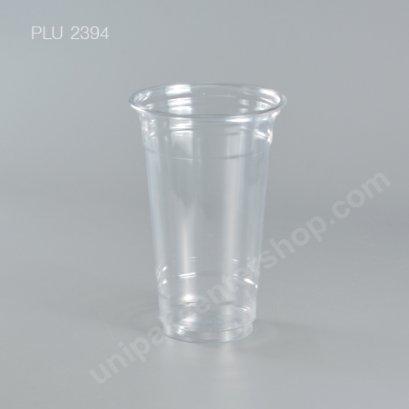แก้ว น้ำดื่ม PET ใส 16 oz. ปาก 98 mm.