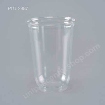 แก้วแคปซูล CS-20oz.PET (98mm.)