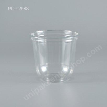 แก้วแคปซูล น้ำดื่ม PET ใส CS 12 oz. ปาก 98 mm.