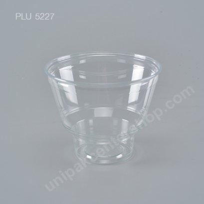 แก้วกลม PET (R116-570ml) Cup For salad