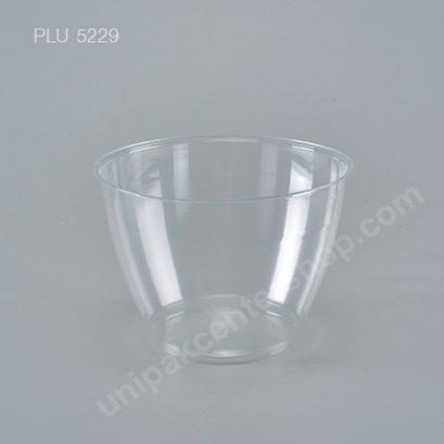 แก้วกลม PET (R145-1000ml) BING SU BOWL