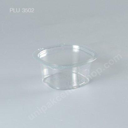 กระปุกน้ำจิ้ม 2 oz PET ฝาในตัว (SC)