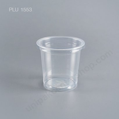 ถ้วยน้ำ(160/6kr) PP#75 +ฝา 8124