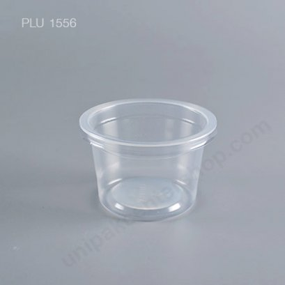 ถ้วยน้ำ (100/4kr) PP#75+ ฝา8124