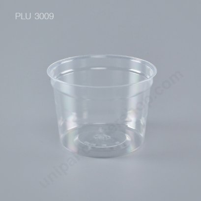 ถ้วยไอศกรีม GPPS ใส 150g. ปาก 95 mm (Clear Ice Cream Cup)