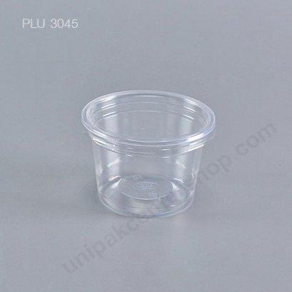 ถ้วยน้ำ 4 oz k-resin + ฝาเรียบ (8124) (EPP)
