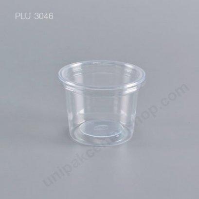 ถ้วยน้ำ 5 oz k-resin + ฝาเรียบ (8124) (EPP)