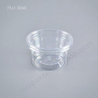 ถ้วยน้ำ 3 oz k-resin + ฝาเรียบ (8124) (EPP)