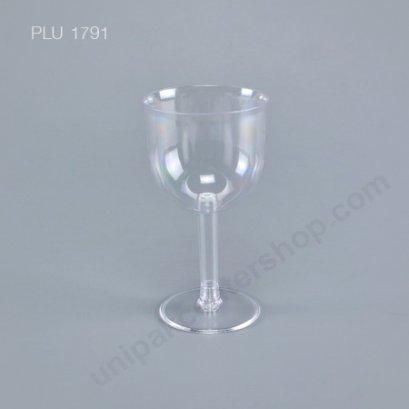 แก้วไวน์ NO.2233 ใส ก้านสูง