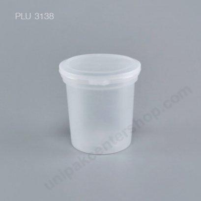 ถ้วยเต้าฮวย พุดดิ้ง PP + ฝาฉีก (7 oz) G118
