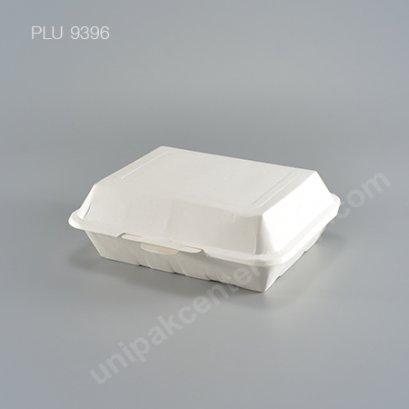 Fest กล่องอาหารกระดาษปลอดภัยจัตุรัส 2000 ml.