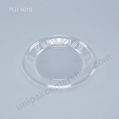 """จานพลาสติกใส 7"""" (TP-607)"""