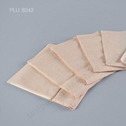 กระดาษทิชชู่สีน้ำตาล 33*33 1ชั้น