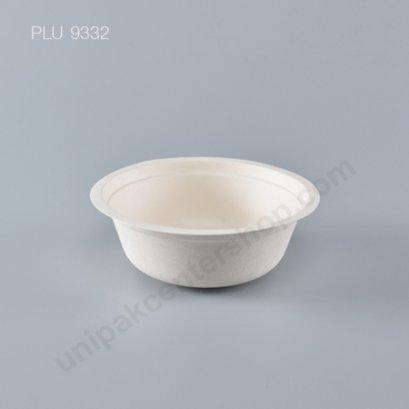 Bio เยื่อไผ่ ชามใส่อาหาร L026 - 350m