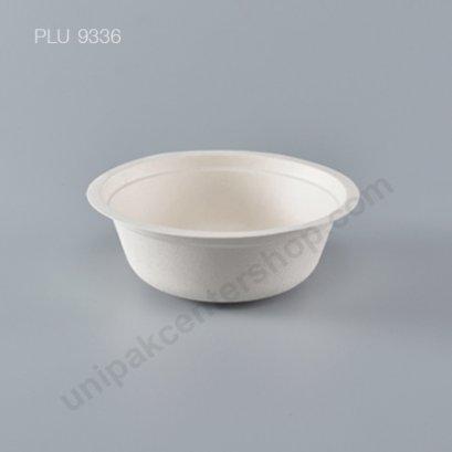 Bio เยื่อไผ่ ชามใส่อาหาร L001 - 500m