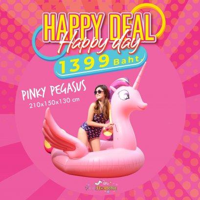 Pinky pegasus