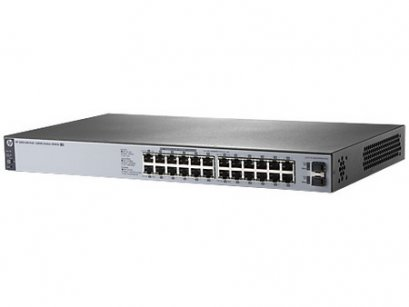 HPE 1820 24G PoE+(185W) Switch