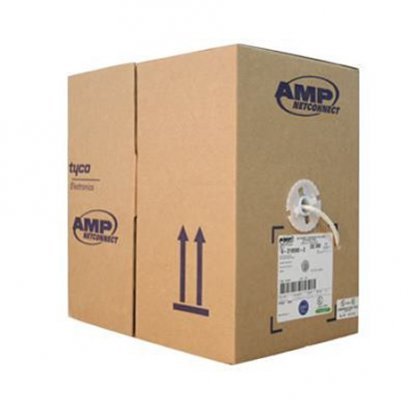 AMP CAT 6 UTP CABLE 23 AWG, CMR