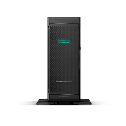 HPE ProLiant ML350 Gen10 Bronze 3104 1.7GHz 6C 8GB No HDD 500W
