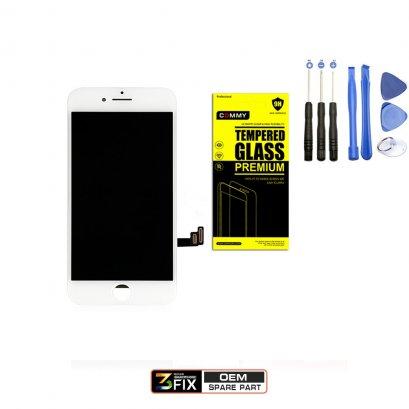 หน้าจอ iPhone 8 Black / White (OEM)