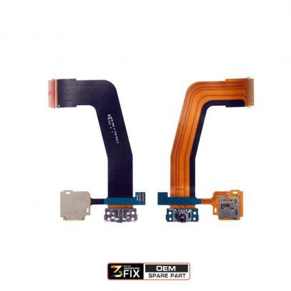 แพรก้นชาร์จ Samsung Tab S 10.5 T805