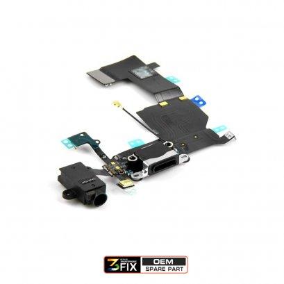 ชุดแพร ก้นชาร์จ ( OEM ) iPhone 5C